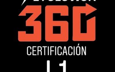 Certificación Oficialen Entrenamiento Funcional – Nivel 1